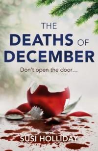 Omslagsbild  The deaths of December av bcb609db8b9f3