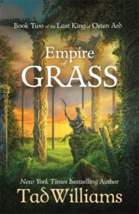 Omslagsbild: Empire of Grass av