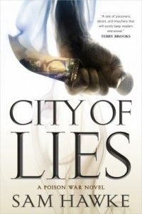 Omslagsbild: City of lies av