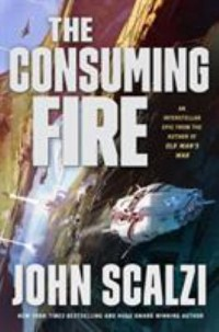 Omslagsbild: The consuming fire av