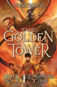Omslagsbild: The golden tower av