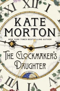 Omslagsbild: The clockmaker's daughter av