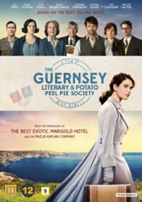 Omslagsbild: Guernsey literary and potato peel pie society av