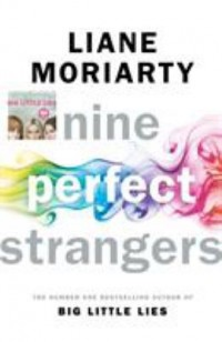 Omslagsbild: Nine perfect strangers av