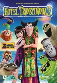 Omslagsbild: Hotel Transylvania 3 - a monster vacation av