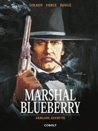 Omslagsbild: Marshal Blueberry av