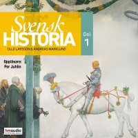 Cover art: Svensk historia by
