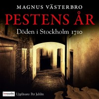 Cover art: Pestens år by