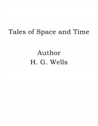 Omslagsbild: Tales of Space and Time av