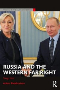 Omslagsbild: Russia and the western far right av