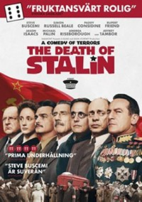 Omslagsbild: The death of Stalin av