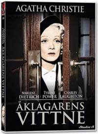 Omslagsbild: Witness for the prosecution av