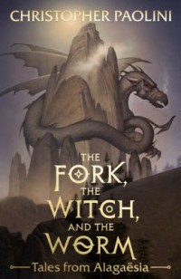 Omslagsbild: The fork, the witch, and the worm av