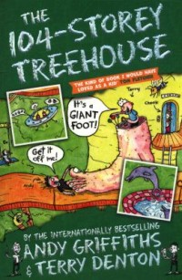 Omslagsbild: The 104-storey treehouse av