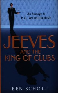 Omslagsbild: Jeeves and the king of clubs av