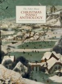 Omslagsbild: Christmas piano anthology av