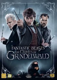 Omslagsbild: Fantastic beasts - the crimes of Grindelwald av