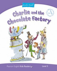 Omslagsbild: Charlie and the chocolate factory av
