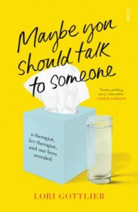 Omslagsbild: Maybe you should talk to someone av