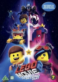 Omslagsbild: The Lego movie 2 - The second part av