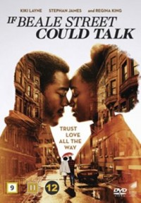 Omslagsbild: If Beale Street could talk av