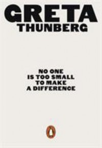 Omslagsbild: No one is too small to make a difference av
