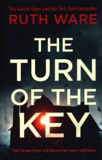 Omslagsbild: The turn of the key av