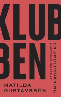 Cover art: Klubben by