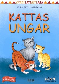 Book cover: Kattas ungar av