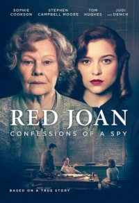 Omslagsbild: Red Joan av