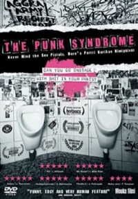 Omslagsbild: The punk syndrome av