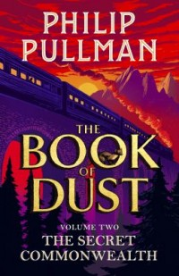 Omslagsbild: The book of dust av
