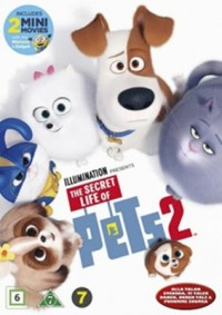 Omslagsbild: The secret life of pets 2 av