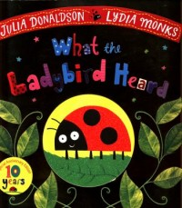 Omslagsbild: What the ladybird heard av