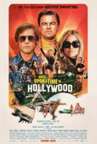 Omslagsbild: Once upon a time in Hollywood av