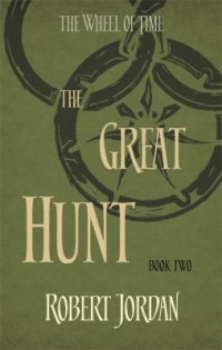 Omslagsbild: The great hunt av