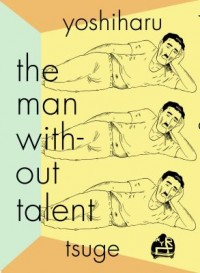 Omslagsbild: The man without talent av