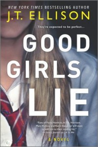 Omslagsbild: Good girls lie av