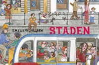 Cover art: Staden by