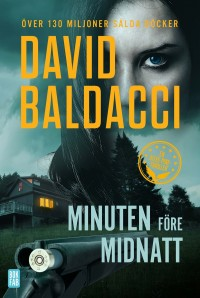 Cover art: Minuten före midnatt by