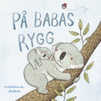 Cover art: På Babas rygg by
