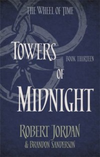 Omslagsbild: Towers of midnight av