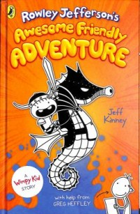 Omslagsbild: Rowley Jefferson's awesome friendly adventure av