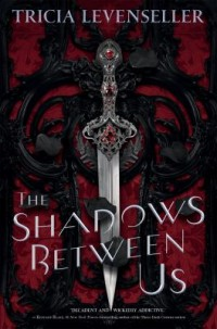 Omslagsbild: The shadows between us av