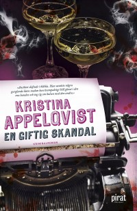 Cover art: En giftig skandal by