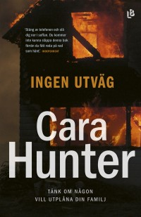 Cover art: Ingen utväg by