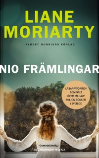 Cover art: Nio främlingar by