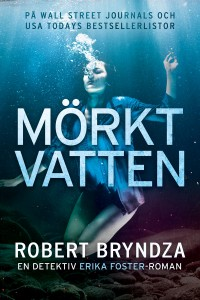 Cover art: Mörkt vatten by
