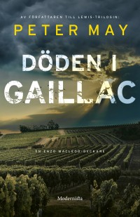 Cover art: Döden i Gaillac by