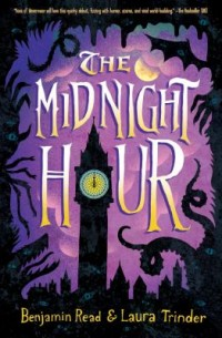 Omslagsbild: The midnight hour av